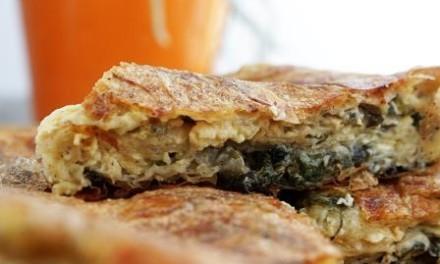 Napravite ukusnu pitu gužvaru od koprive