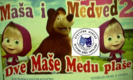 Maša i Medved 2