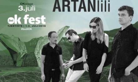 """""""Artan Lili"""" najavio dobru zabavu na OK festu"""