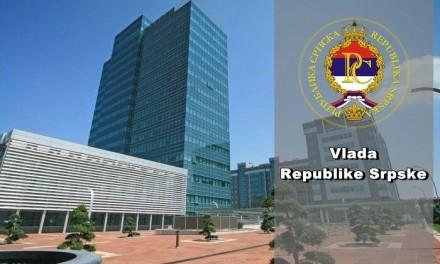 Održana 75. sjednica Vlade Republike Srpske