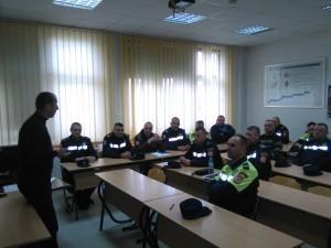 """CJB Istočno Sarajevo održan je seminar """"Upotreba sile"""""""