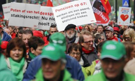 Neredi u Belgiji: Desetine hiljada građana na ulicama, ima povrijeđenih