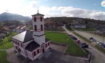 Црква Светог Ђорђа – Источно Сарајево  Васкршња Литургија 2016.