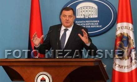 Dodik: Srpska neće prihvatiti popis