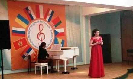 Fočanka Anđela Đerić najbolja na festivalu u Moskvi