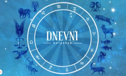 Horoskop za 30. 5. 2016.