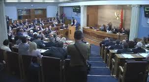 Pogledajte Incident u Skupštini Crne Gore (video)