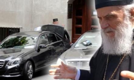 Patrijarh Irinej: Neću smijeniti vladike koje se voze u skupim autima!