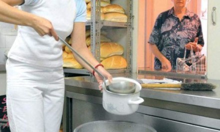 Sve više građana u javnim kuhinjama