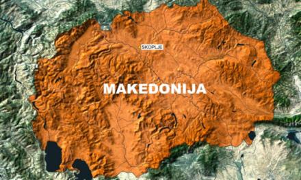 Tri jača potresa pogodila Makedoniju