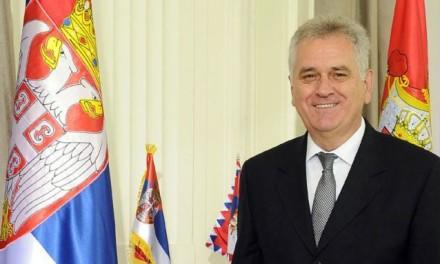 Nikolić stiže u prvu posjetu BiH