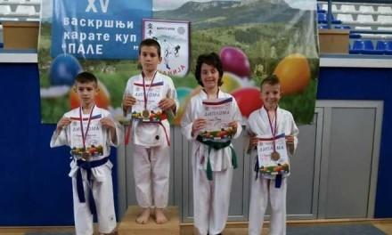 Višegrađani osvojili 15 medalja na takmičenju na Palama