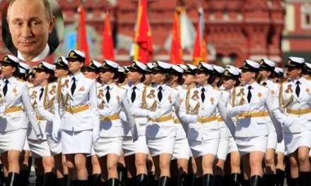 """Putin poručio zapadnim medijima: """"Kod nas je parada lepih žena, gej parade su zabranjene!"""""""