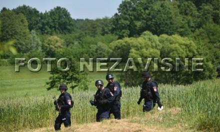 Prijedor: Specijalci i helikopter tragaju za akterima pucnjave