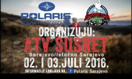 ATV SUSRET SARAJEVO/ISTOČNO SARAJEVO 2 i 3 JULI 2016