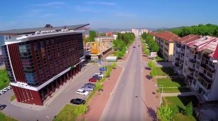 Novo uređenje grada Istočno Sarajevo