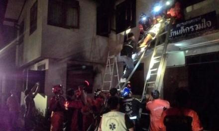 Tajland: U požaru poginulo 17 djevojčica