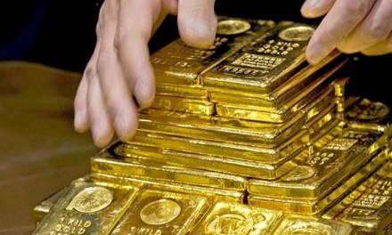 Cijena zlata pala na najniži nivo u dva mjeseca