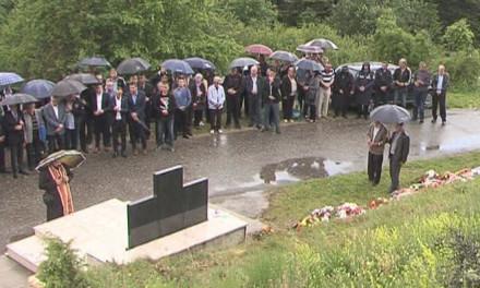 Žepa- Pomen mučki ubijenim srpskim borcima (VIDEO)