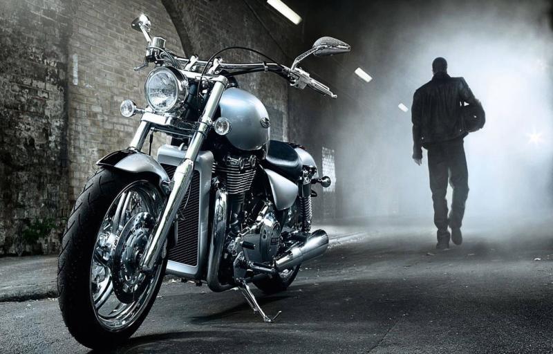Harley Davidson na električni pogon?