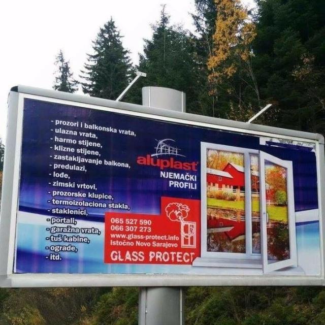 Glass-protect – Alu i Pvc stolarija Istočno Sarajevo