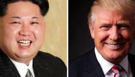 Pjongjang hvali Trampa