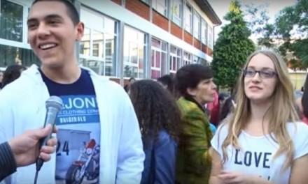 ALI JA NISAM MATURANT: Pogledajte kako je ovaj klinac prevario novinara! (VIDEO)