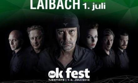 Laibach vas poziva na OK Fest!