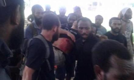 Policija pucala na studente