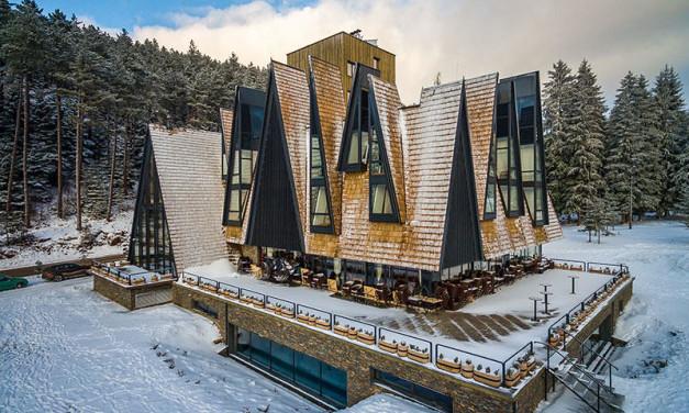 Hotel Pino Nature – Trebević među 37 najboljih u Evropi