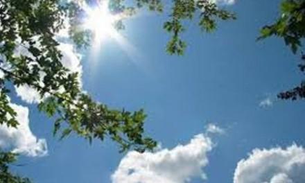 Danas prijepodne umjereno oblačno, tokom dana postepeno razvedravanje