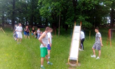 """Omladinski pokret i mještani Miljevine u akciji """"Zajedno za Miljevinu"""""""