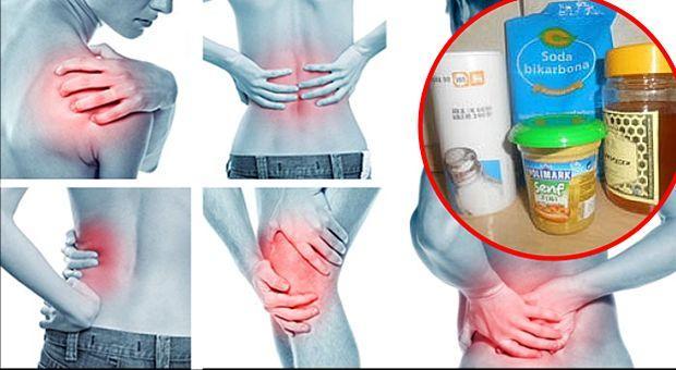DOMAĆA MAST: Protiv bolnih zglobova, koljena, laktova, ramena. Pomaže već poslije prvog nanošenja!