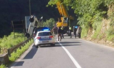 Sletilo vozilo u Vrbas poginuli mladić i djevojka