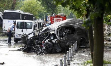 Eksplozija potresla Istanbul u blizini autobuske stanice, najmanje dvoje mrtvih