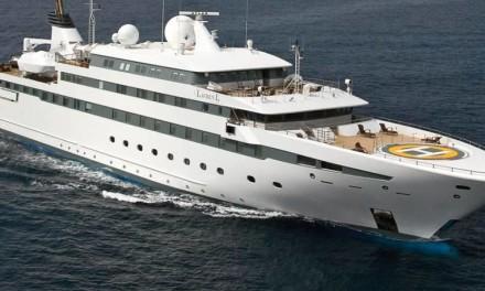 Iznajmljuje se superjahta za 700.000 evra