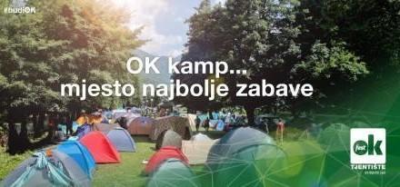 OK FEST  Ne propusti najbolju zabavu koja te čeka u OK kampu