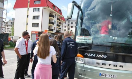 "KUD ""Mladost"" Pale otputovali za Hamburg"