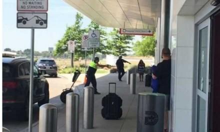 Pucnjava na međunarodnom aerodromu u Dalasu