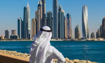 Prije nego što su otkrili naftu izgledao je kao na slici. Danas je jedan od najbogatijih gradova na svjetu i izgleda…