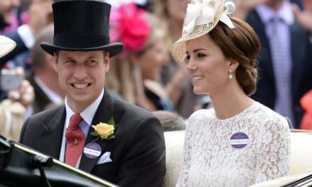 Nema Georgea, ali ni oni nisu loši: S odličnim šeširima Kate i William po prvi puta zablistali u Ascotu