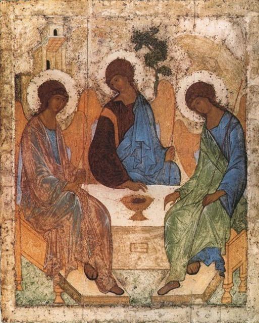 DANAS JE VELIKO CRVENO SLOVO: Silazak Svetog Duha na apostole – Pedesetnica – Trojice