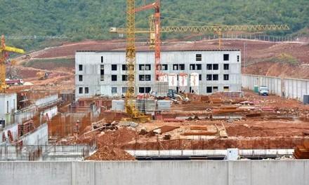 Izgradnja državnog zatvora u završnoj fazi
