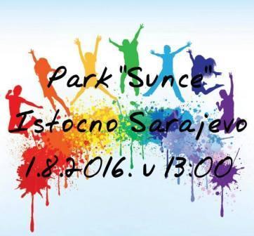 """Pridružite se akciji farbanja klupa u parku """"Sunce"""" u Lukavici"""
