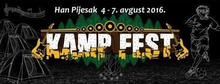 Plan planinarskih tura na 2. Kamp Fest-u!