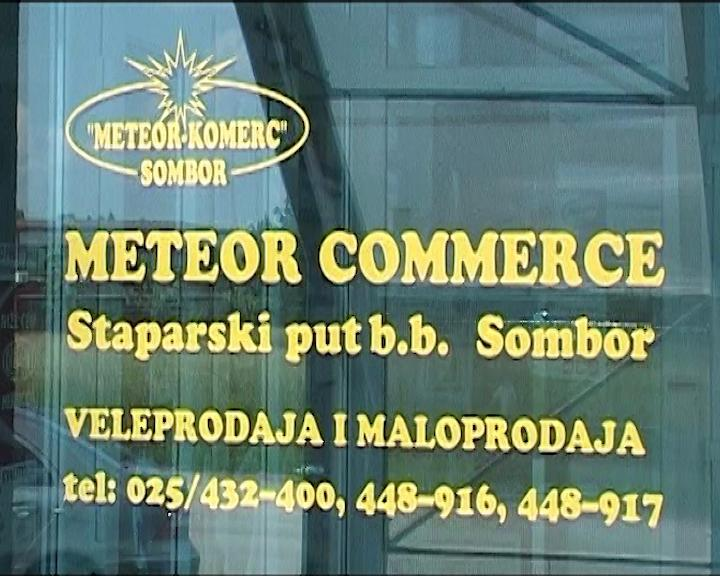 Dugogodišnji uspjeh Kompanije Meteor-Commerce iz Sombora