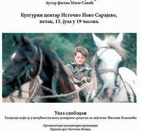 Pomozimo našem Milošu Božoviću