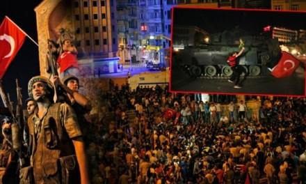 Turska: Iza vojne pobune stoji teroristička organizacija FETO/PYD