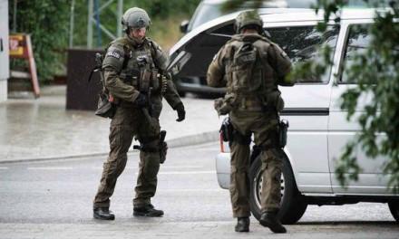 Njemačka – naoružani muškarac u gradu Sarbriken