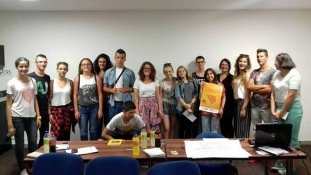 """Istočno Sarajevo bilo jedan od domaćina mladim ljudima – učesnicima projekta """"Prijatelji bez granica"""""""